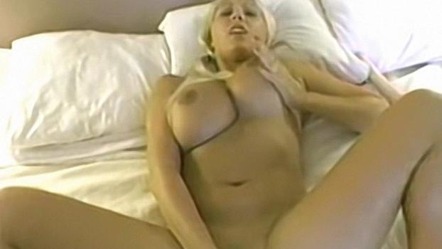 Homegrownvideo.com- Mary Carey Jerks Off Her Shaven Pussy With A Dildo