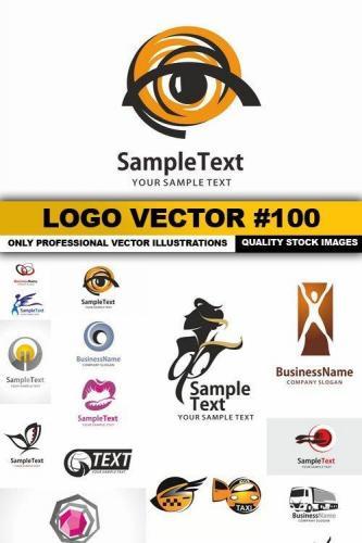 Logo Vector #100 - 25 Vector