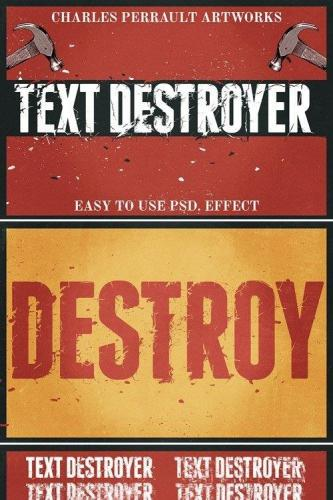 Text Destroyer 44681