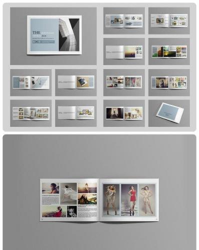 Indesign Portfolio Brochure V419