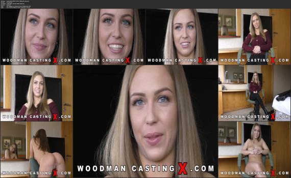Woodman casting x stream