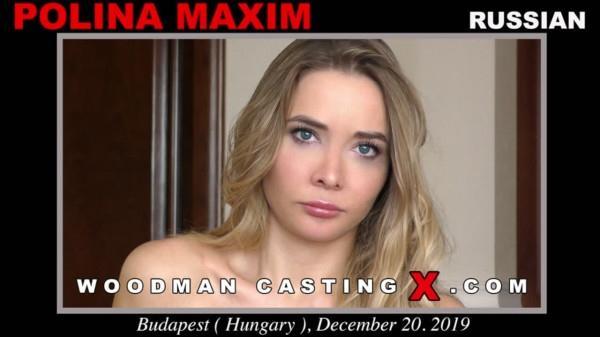 WoodmanCastingx.com- Polina Maxim casting X