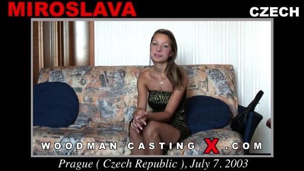 WoodmanCastingx.com- Miroslava casting X