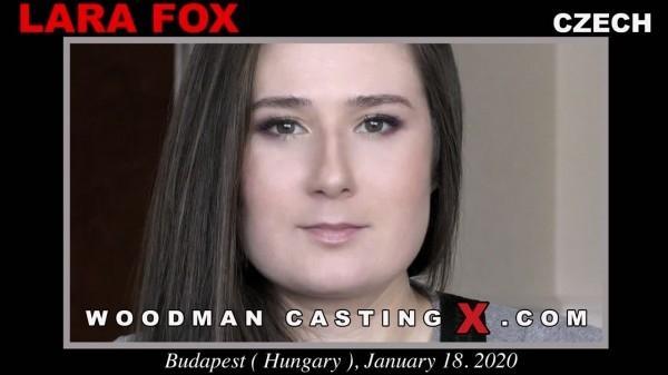WoodmanCastingx.com- Lara Fox casting X