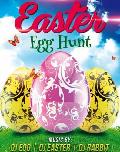 Easter V9 PSD Premium Flyer Template