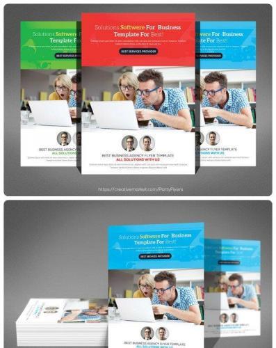 Best Business Flyer Template