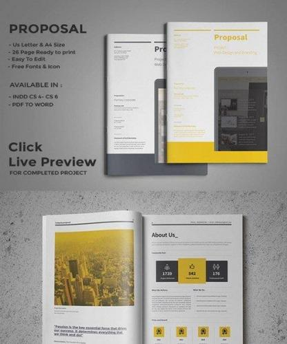 Proposal Template 584280