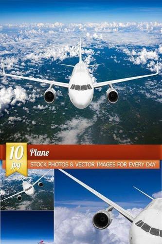 Plane, 10 x UHQ