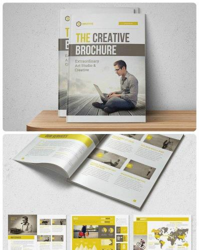 The Creative Brochure