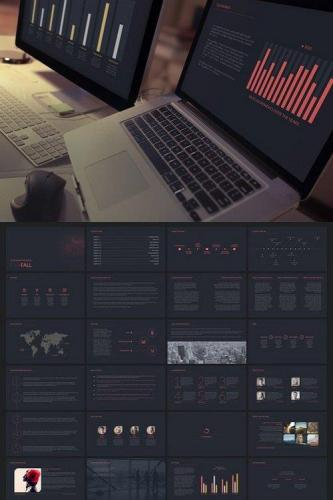 StarFall - Multipurpose Presentation