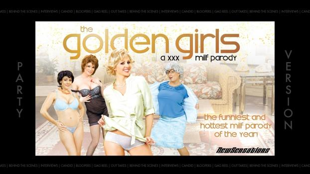 Newsensations.com- The Golden Girls - Party Version