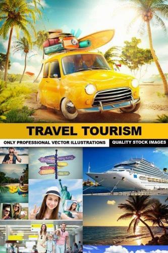Travel Tourism - 20 HQ Images