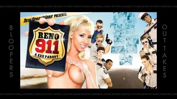 Newsensations.com- Reno 911 - Bloopers