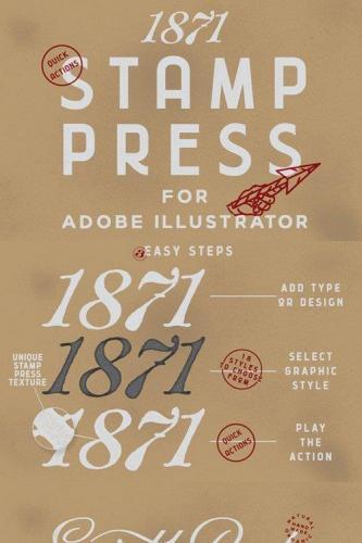 1871 Stamp Press
