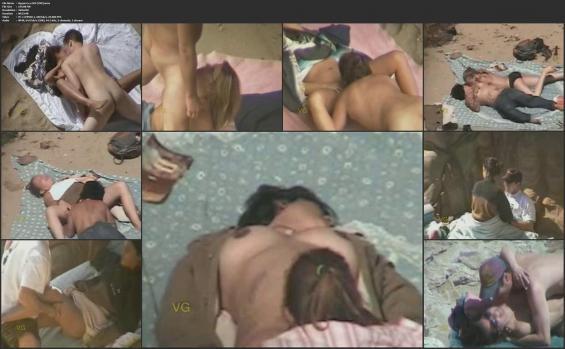 Rafian at the Edge Beach-Нудисты и SEX (XXX)