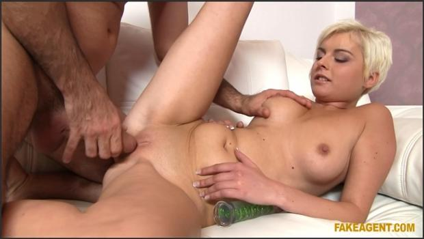 Fakehub.com- Cute Blonde Barely Speaks English But Loves Sex