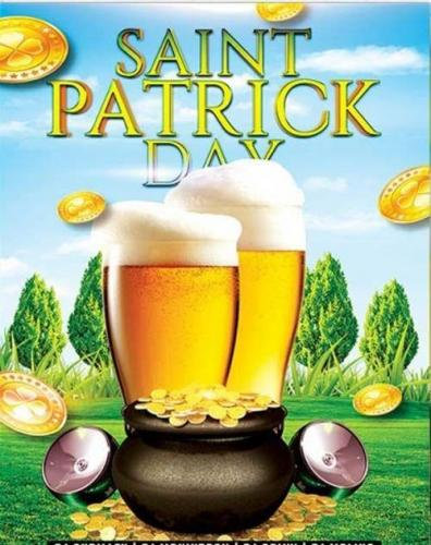 St. Patricks Day Premium Flyer Template