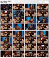 Eva Longoria @ Lopez Tonight 2010 & 2011 | ReUp