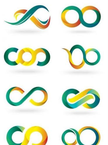 Infinity Sign & Logo