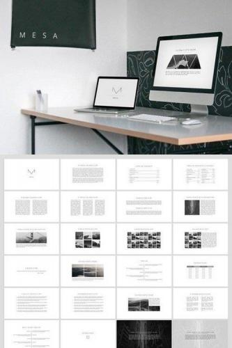 Mesa - Elegant Presentation