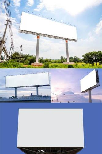 Photos - Empty Billboards Set3
