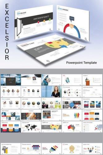Excelsior Presentation Template