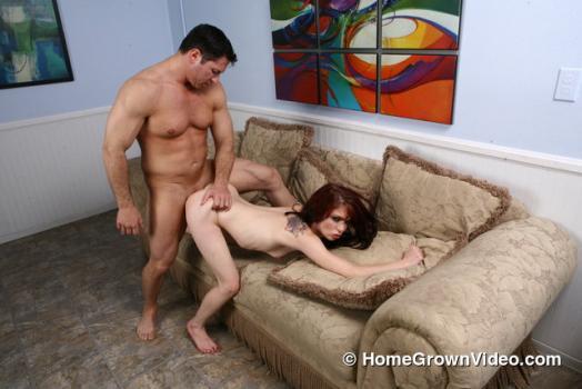 Homegrownvideo.com- Petite Stunner With Gooey Feet-Real people, beautiful girl, milf