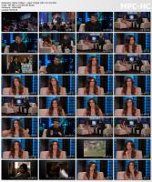 Ashley Tisdale @ Lopez Tonight   January 24 2011   ReUp