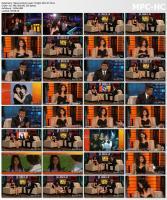 Selena Gomez @ Lopez Tonight 2010 (2X) | ReUp