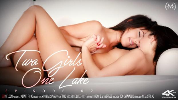 Metartvip.com- Two Girls One Lake 2