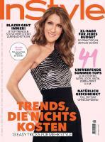 Celine Dion -         InStyle Magazine (Germany) June 2020.