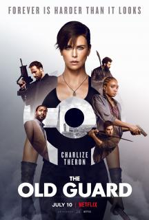 Charlize Theron -     The Old Guard (2020) Promo Poster.