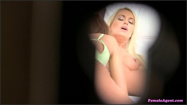 Fakehub.com- Horny Blonde Philosophy Student Is Wet For Agent_s Pussy