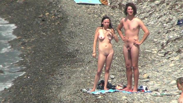 NudeBeachdreams.com- Nudist video 01148