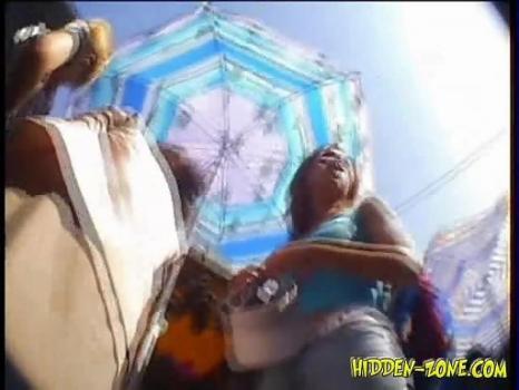 Hidden-Zone.com- Up583# Upskirt video