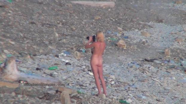 NudeBeachdreams.com- Nudist video 01221-Real nudists, beautiful girl, milf