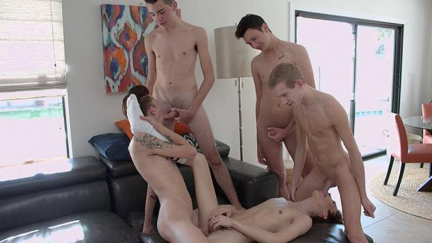 Boycrush.com- So Much Bareback Twink Cock To Enjoy!