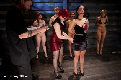 Kink.com- Lesbian 5 Slave Training IntakeFeatured Trainer Claire Adams
