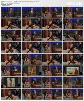 Irina Shayk @ Late Show with David Letterman   February 15 2011   ReUp