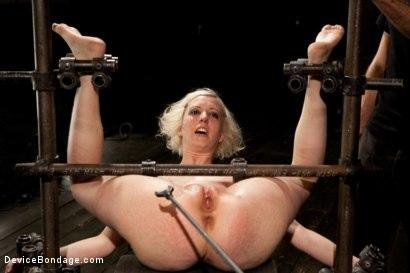 Kink.com- Cherry Torn Gets Pushed to Her Limit!