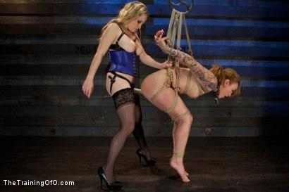 Kink.com- Slave Training Jessie Cox_Day 4Submitting to a Goddess