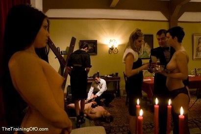 Kink.com- Classic ShootThe First Supper_Part One