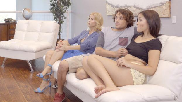 Nubiles--Porn.com- What Were You Doing - S6:E2 - Alexis Fawx_Karter Foxx