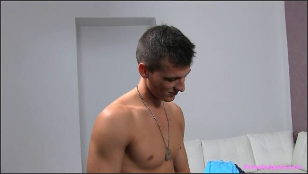 Fakehub.com- Young Stud Cheats On Girlfriend To Stick His Dick In Agent_s Pussy