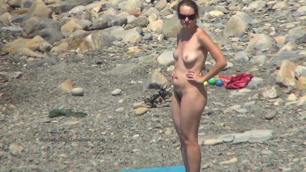 NudeBeachdreams.com- Nudist video 01382