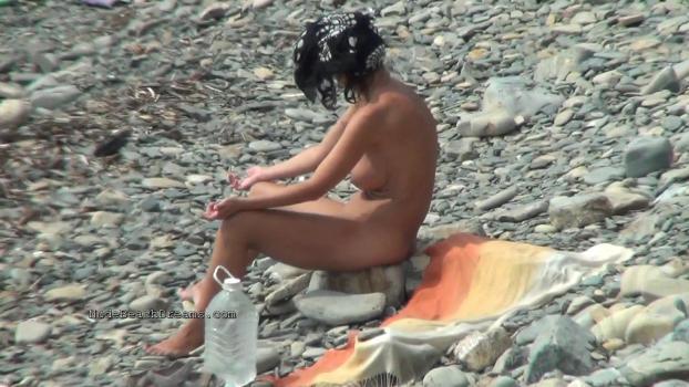 NudeBeachdreams.com- Nudist video 01389