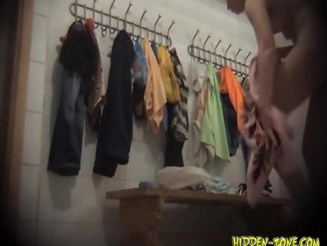 Hidden-Zone.com- Lo611# Voyeur video from locker room