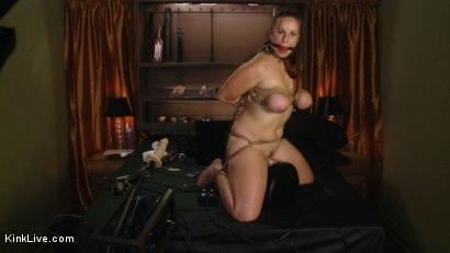 Kink.com- Bella_s Huge Tits: Live and Uncensored