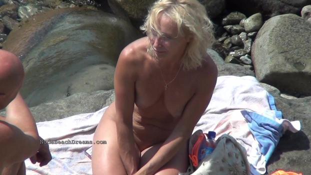 NudeBeachdreams.com- Nudist video 01457
