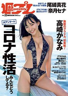 Weekly Playboy 2020-23 (週刊プレイボーイ 2020年23号)